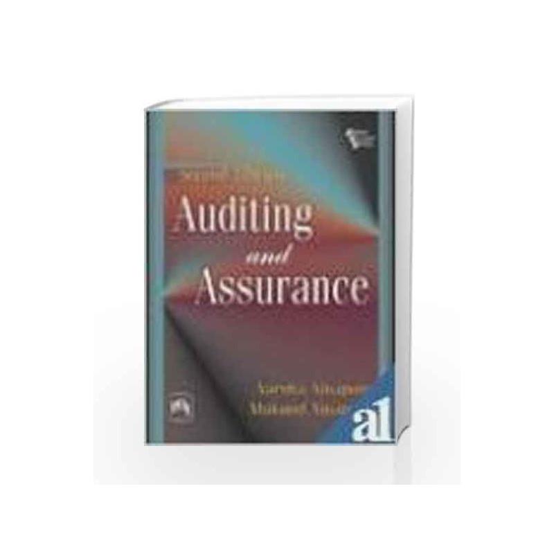 Auditing and Assurance by Varsha Ainapure Book-9788120336957