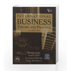 International Business: Theory and Practice by Riad Book-9788120332218