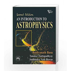 An Introduction to Astrophysics by Basu Book-9788120340718