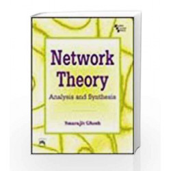 Network Theory: Analysis and Synthesis by Ghosh Book-9788120326385