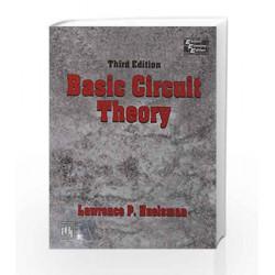 Basic Circuit Theory by Huelsman Book-9788120309715