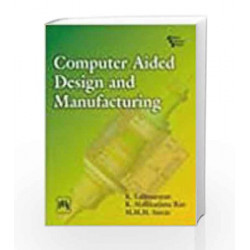 Computer Aided Design and Manufacturing by Narayan Book-9788120333420