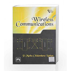 Wireless Communications by Nathan Book-9788120335141