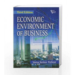 Economic Environment of Business by Pailwar Book-9788120344921