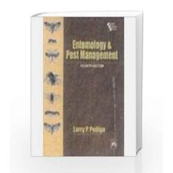 Entomology & Pest Management, 2/E by Pedigo Book-9788120320598