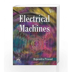 Electrical Machines by Rajendra Prasad Book-9788120350427