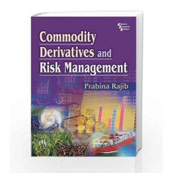 Commodity Derivatives and Risk Management by Prabina R Book-9788120348998