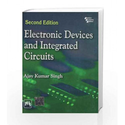 Electronic Devices and Integrated Circuits by Singh A.K Book-9788120344716