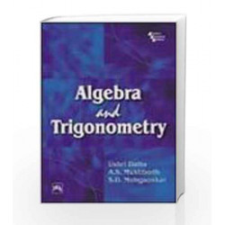 Algebra and Trigonometry by Datta U Book-9788120329744