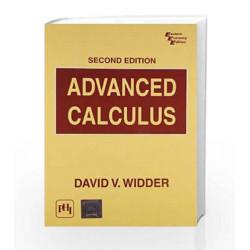 Advanced Calculus by Widder Book-9788120300866
