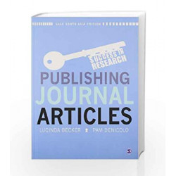 Publishing Journal Articles by Lucinda Book-9788132110248
