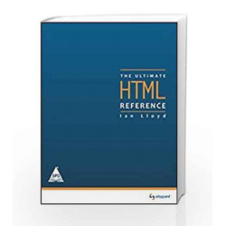 Ultimate HTML Reference by LLOYD Book-9789352131907