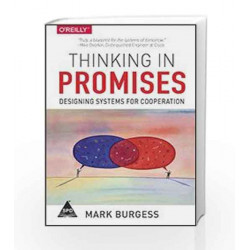 Thinking in Promises by MARK BURGESS Book-9789352132119