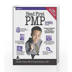 Head First PMP by Andrew Stellman Book-9789351104261