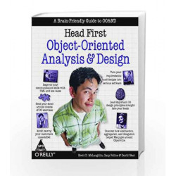 Head First Object-Oriented Analysis & Design by Brett D. McLaughlin Book-9788184042214