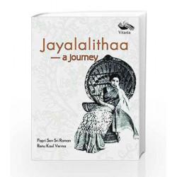Jayalalithaa: A Journey by Papri Sen Sri Raman Book-9789382711865