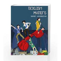 Ticklish Matters: 1 by Navneet Jagannathan Book-9789385152726
