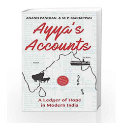 Ayya's Accounts: A Ledger of Hope in Modern India by PANDIAN Book-9789386224439