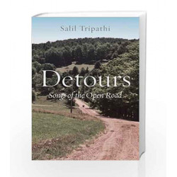 Detours: Songs of the Open Road: 1 by SALIL TRIPATHI Book-9789385152924