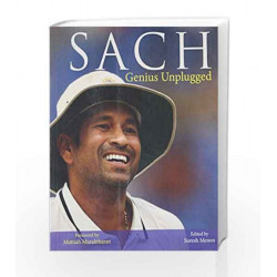 Sachin: Genius Unplugged by Suresh Menon Book-9789380658179