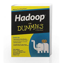 Hadoop for Dummies by Dirk Deroos Book-9788126550517