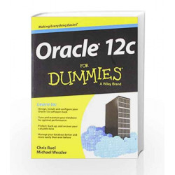 Oracle 12c for Dummies by WESSLER Book-9788126546183