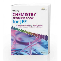 Wiley's Chemistry Problem Book for JEE by Wiley Editorial Book-9788126539499
