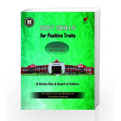 Soft Skills for Positive Traits by SHOBA RAO Book-9788182092747