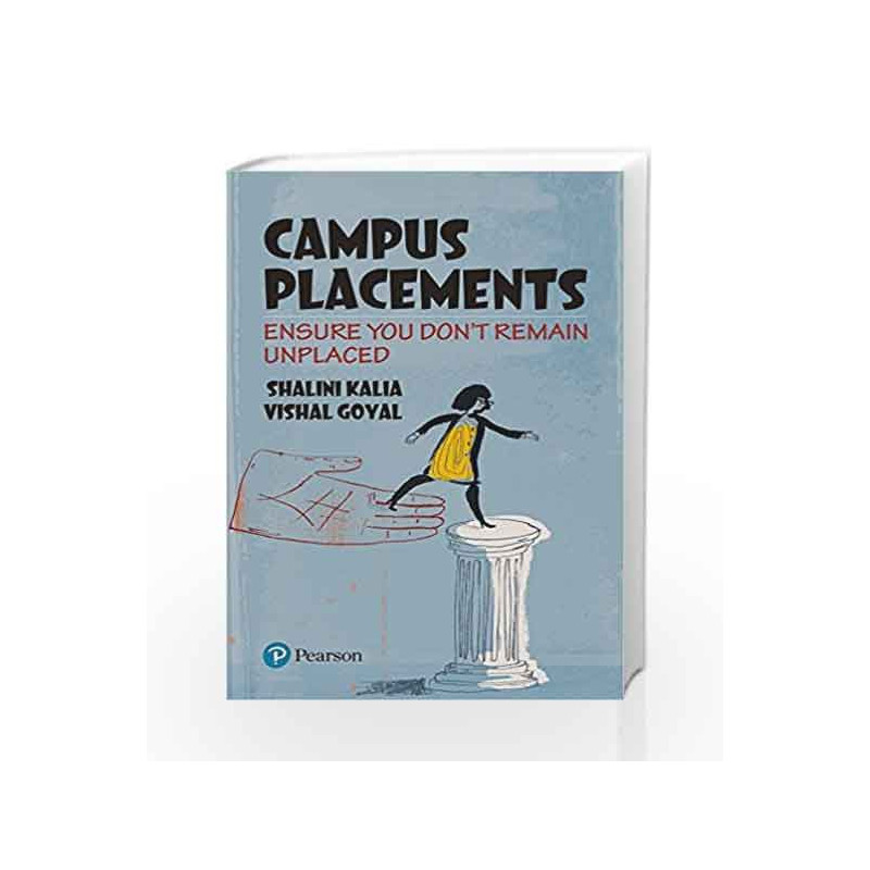 Campus Placements: Ensure You Don't Remain Unplaced by Goyal/Kalia Book-9789332543669