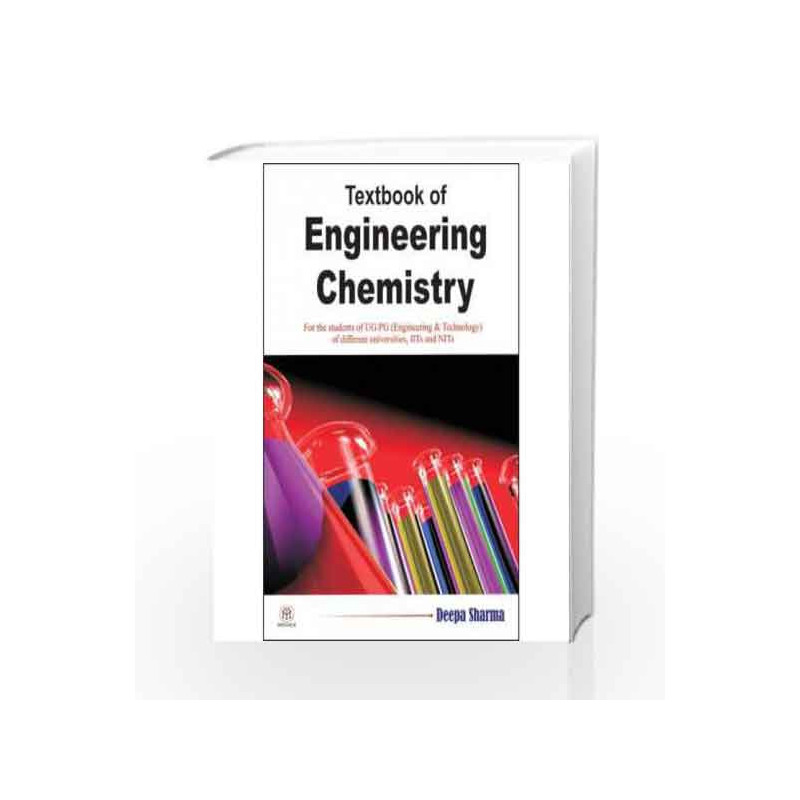 Textbook Of Engineering Chemistry (Pb) by Medtech-Buy Online Textbook Of  Engineering Chemistry (Pb) Book at Best Price in