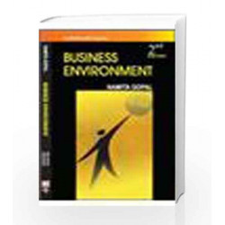 Business Environment by Namita Gopal Book-9788182091702