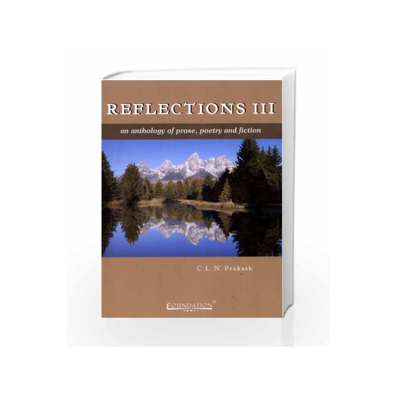 Reflections III by C.L.N.Prakash Book-9789385386190