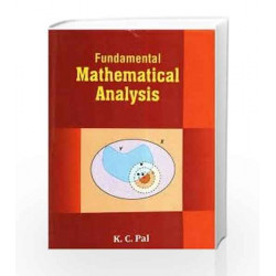 FUNDAMENTAL MATHEMATICAL ANALYSIS by PAL Book-9789384294755