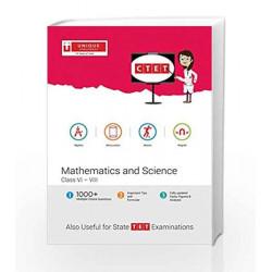 CTET Mathematics and Science Class VI - VIII (31.65) 2016-17