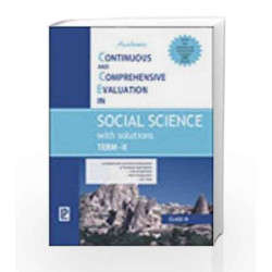 Academic CCE in Social Science with Solutions Term-II IX by J. P. Singhal Book-9789380644325