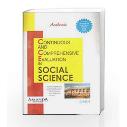 Academic CCE in Social Science X by J.P. Singhal Book-9789380644196