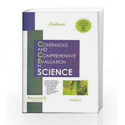 Academic CCE in Science X by Dr. N. K. Sharma Book-9789380644189