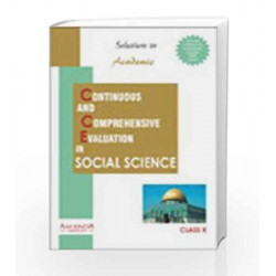 Solutions to Academic CCE in Social Science X by J.P. Singhal Book-9789380644219