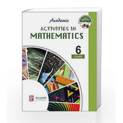 Academic Activities in Mathematics VI by Rajesh Rajput Book-9789380644127