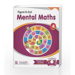 AMM4-4909-195 Mental Maths 4 by Aryaman Gupta Book-9789351382201