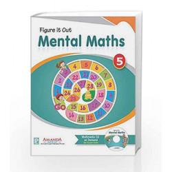 AMM5-4960-195 Mental Maths 5 by Aryaman Gupta Book-9789351382218