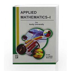 Applied Mathematics - I by Shyamal Kr. Banerjee Book-9788131803219