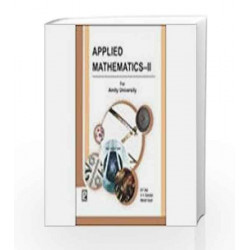Applied Mathematics - II by Shyamal Kr. Banerjee Book-9788131804599