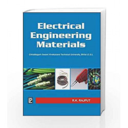 Electrical Engineering Materials by R.K. Rajput Book-9788131805497