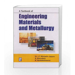 A Textbook of Engineering Materials and Metallurgy by A. Alavdeen Book-9788170089575