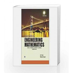 A Textbook of Engineering Mathematics: For 1st and 2nd Semester of MGU and Kerala by N. Bali Book-9788131804773