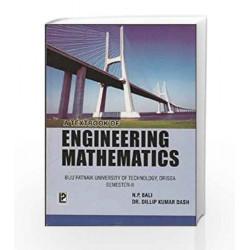 A Textbook of Engineering Mathematics - Sem II (BPUT, Orissa) by N.P. Bali Book-9788131803554