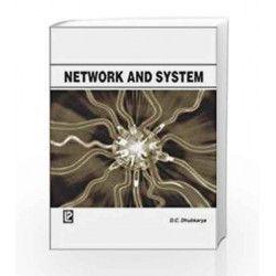 Network and System by D.C. Dhubkarya Book-9788131802786