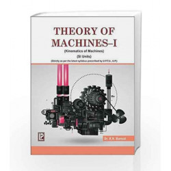 Theory of Machine - I by R.K. Bansal Book-9788131809846