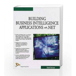 Building Business Intelligence Applications with .Net by Robert Ericsson Book-9788170087151